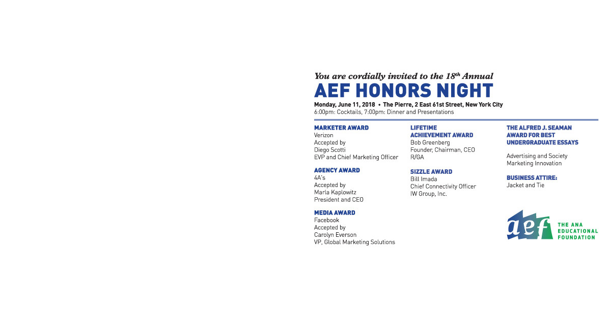 18th Annual Honors Night